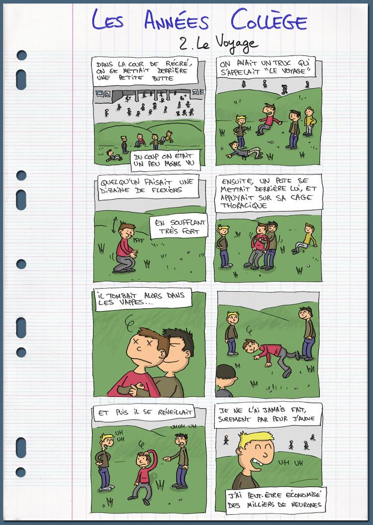 Drôleries et autres curiosités en images [interdit au moins de 18 ans] - Page 2 College_2